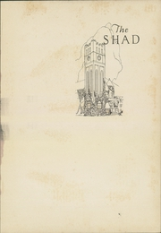 Page 5, 1929 Edition, Shattuck School - Shad Yearbook (Faribault, MN) online yearbook collection