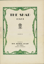 Page 7, 1929 Edition, Shattuck School - Shad Yearbook (Faribault, MN) online yearbook collection