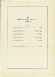 Page 17, 1931 Edition, Shattuck School - Shad Yearbook (Faribault, MN) online yearbook collection