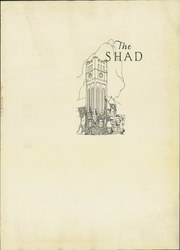Page 5, 1931 Edition, Shattuck School - Shad Yearbook (Faribault, MN) online yearbook collection