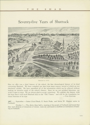 Page 13, 1935 Edition, Shattuck School - Shad Yearbook (Faribault, MN) online yearbook collection