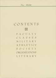 Page 11, 1936 Edition, Shattuck School - Shad Yearbook (Faribault, MN) online yearbook collection