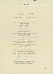 Page 17, 1936 Edition, Shattuck School - Shad Yearbook (Faribault, MN) online yearbook collection