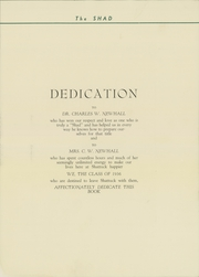 Page 9, 1936 Edition, Shattuck School - Shad Yearbook (Faribault, MN) online yearbook collection