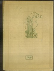 1949 Edition, Shattuck School - Shad Yearbook (Faribault, MN)