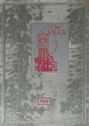1954 Edition, Shattuck School - Shad Yearbook (Faribault, MN)