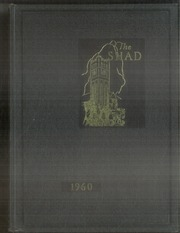 1960 Edition, Shattuck School - Shad Yearbook (Faribault, MN)