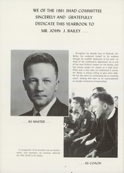 Page 10, 1961 Edition, Shattuck School - Shad Yearbook (Faribault, MN) online yearbook collection