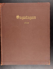 Page 1, 1919 Edition, St Johns University - Sagatagan Yearbook (Collegeville, MN) online yearbook collection