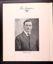 Page 10, 1919 Edition, St Johns University - Sagatagan Yearbook (Collegeville, MN) online yearbook collection