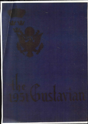 Page 1, 1951 Edition, Gustavus Adolphus College - Gustavian Yearbook (St Peter, MN) online yearbook collection