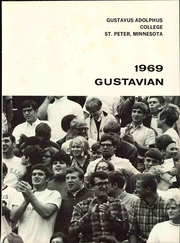 Page 7, 1969 Edition, Gustavus Adolphus College - Gustavian Yearbook (St Peter, MN) online yearbook collection