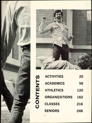 Page 9, 1969 Edition, Gustavus Adolphus College - Gustavian Yearbook (St Peter, MN) online yearbook collection