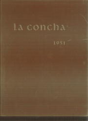 Page 1, 1951 Edition, College of St Catherine - La Concha Yearbook (St Paul, MN) online yearbook collection
