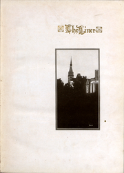 Page 3, 1914 Edition, Hamline University - Liner Yearbook (St Paul, MN) online yearbook collection