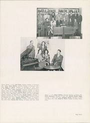 Page 15, 1952 Edition, Hamline University - Liner Yearbook (St Paul, MN) online yearbook collection