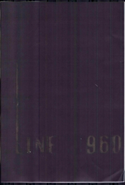 1960 Edition, Hamline University - Liner Yearbook (St Paul, MN)