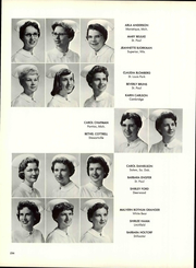 Page 162, 1960 Edition, Hamline University - Liner Yearbook (St Paul, MN) online yearbook collection
