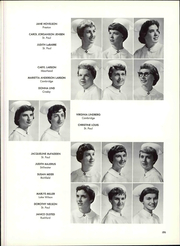 Page 163, 1960 Edition, Hamline University - Liner Yearbook (St Paul, MN) online yearbook collection