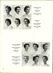Page 164, 1960 Edition, Hamline University - Liner Yearbook (St Paul, MN) online yearbook collection