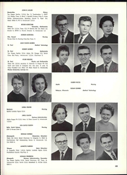 Page 173, 1960 Edition, Hamline University - Liner Yearbook (St Paul, MN) online yearbook collection