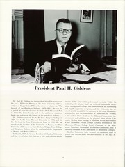 Page 12, 1961 Edition, Hamline University - Liner Yearbook (St Paul, MN) online yearbook collection