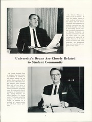 Page 13, 1961 Edition, Hamline University - Liner Yearbook (St Paul, MN) online yearbook collection