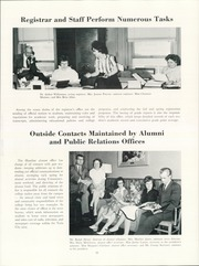 Page 15, 1961 Edition, Hamline University - Liner Yearbook (St Paul, MN) online yearbook collection