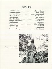 Page 6, 1961 Edition, Hamline University - Liner Yearbook (St Paul, MN) online yearbook collection