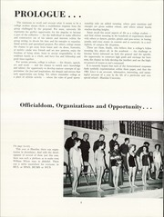 Page 8, 1961 Edition, Hamline University - Liner Yearbook (St Paul, MN) online yearbook collection