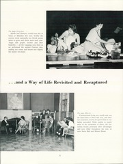 Page 9, 1961 Edition, Hamline University - Liner Yearbook (St Paul, MN) online yearbook collection