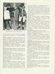 Page 183, 1964 Edition, Hamline University - Liner Yearbook (St Paul, MN) online yearbook collection