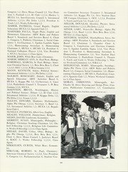 Page 185, 1964 Edition, Hamline University - Liner Yearbook (St Paul, MN) online yearbook collection