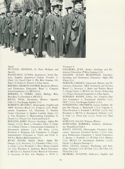 Page 187, 1964 Edition, Hamline University - Liner Yearbook (St Paul, MN) online yearbook collection