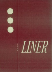 1968 Edition, Hamline University - Liner Yearbook (St Paul, MN)