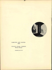 Page 8, 1938 Edition, College of St Scholastica - Towers Yearbook (Duluth, MN) online yearbook collection