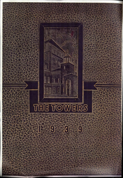 College of St Scholastica - Towers Yearbook (Duluth, MN) online yearbook collection, 1939 Edition, Page 1