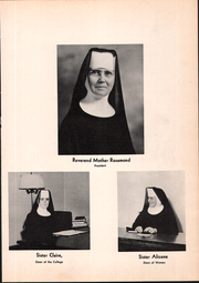 Page 11, 1940 Edition, College of St Benedict - Facula Yearbook (St Joseph, MN) online yearbook collection