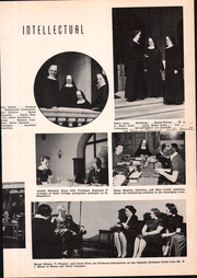 Page 13, 1940 Edition, College of St Benedict - Facula Yearbook (St Joseph, MN) online yearbook collection