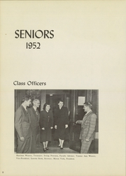 Page 12, 1952 Edition, St Paul Bible College - Shield Yearbook (St Paul, MN) online yearbook collection
