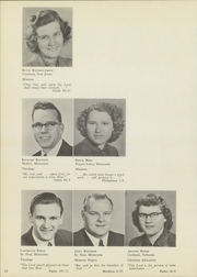 Page 14, 1952 Edition, St Paul Bible College - Shield Yearbook (St Paul, MN) online yearbook collection