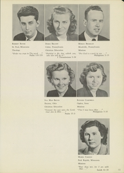 Page 15, 1952 Edition, St Paul Bible College - Shield Yearbook (St Paul, MN) online yearbook collection