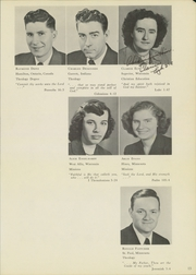 Page 17, 1952 Edition, St Paul Bible College - Shield Yearbook (St Paul, MN) online yearbook collection