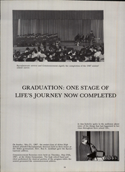 Page 18, 1967 Edition, Alden High School - Blackhawk Yearbook (Alden, MN) online yearbook collection