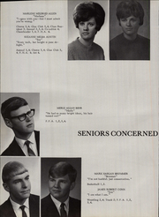 Page 8, 1967 Edition, Alden High School - Blackhawk Yearbook (Alden, MN) online yearbook collection