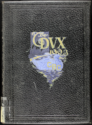 1923 Edition, Chillicothe Business College - Dux Yearbook (Chillicothe, MO)