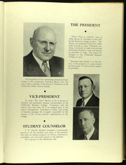Page 15, 1934 Edition, Chillicothe Business College - Dux Yearbook (Chillicothe, MO) online yearbook collection