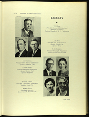 Page 17, 1934 Edition, Chillicothe Business College - Dux Yearbook (Chillicothe, MO) online yearbook collection