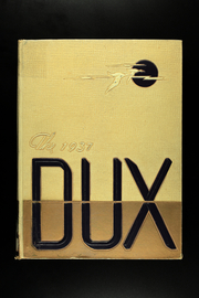 1937 Edition, Chillicothe Business College - Dux Yearbook (Chillicothe, MO)