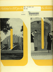 Page 6, 1937 Edition, Chillicothe Business College - Dux Yearbook (Chillicothe, MO) online yearbook collection